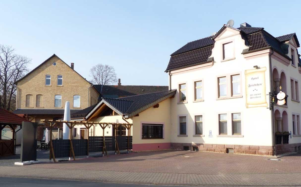 Hotel-Friedchen-Front